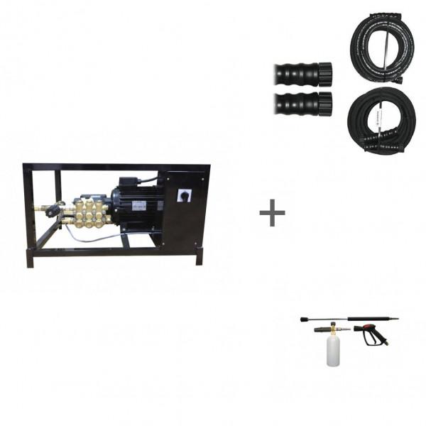 Аппарат высокого давления Hawk FX 2015 TS + шланг 10 м + пенокомплект