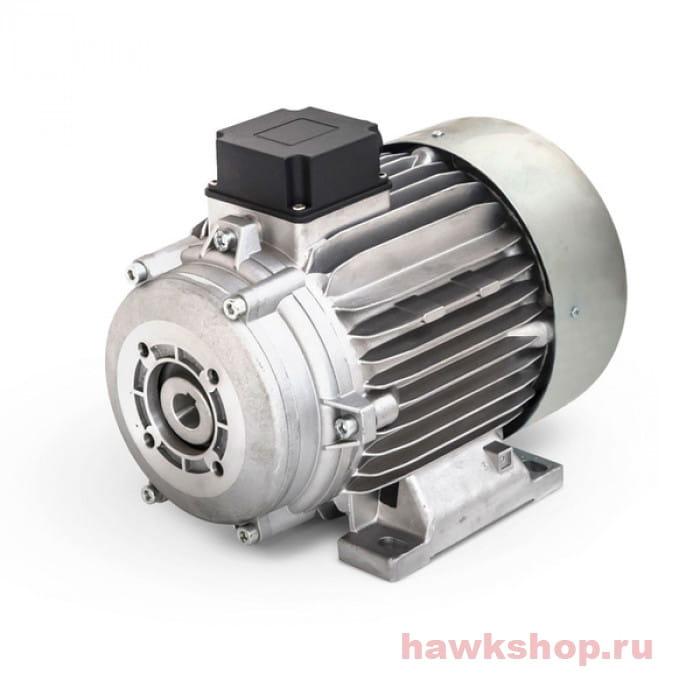 Электродвигатель Hawk Mazzoni 5.5 кВт, 3 фазы (с муфтой) 1450 об/мин