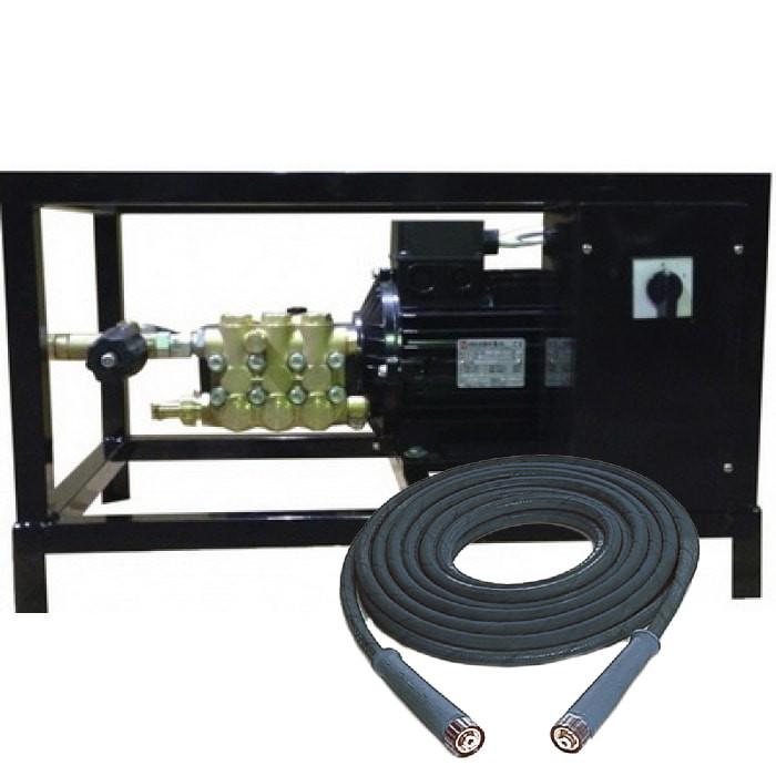 Аппарат высокого давления Hawk FX 2515 TS  + шланг высокого давления 10м