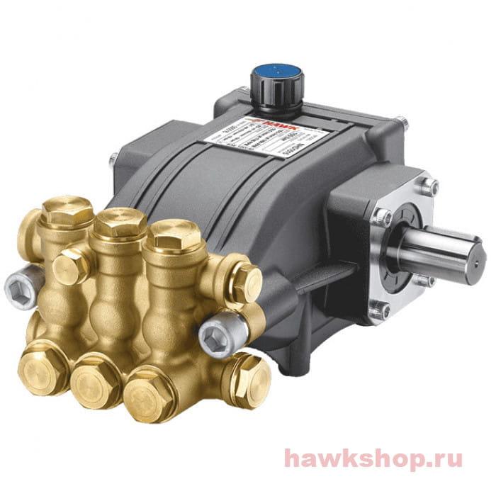 Плунжерный насос высокого давления  Hawk NHD1420R без регулятора