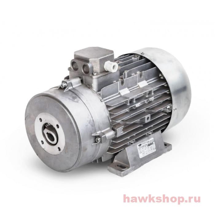 Электродвигатель Hawk Mazzoni 11,0 кВт, 3 фазы (с муфтой) 1450 об/мин