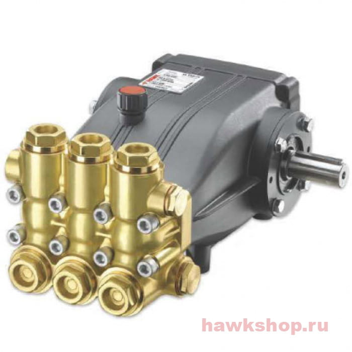 Поршневой насос высокого давления Hawk XLT4217HTIR