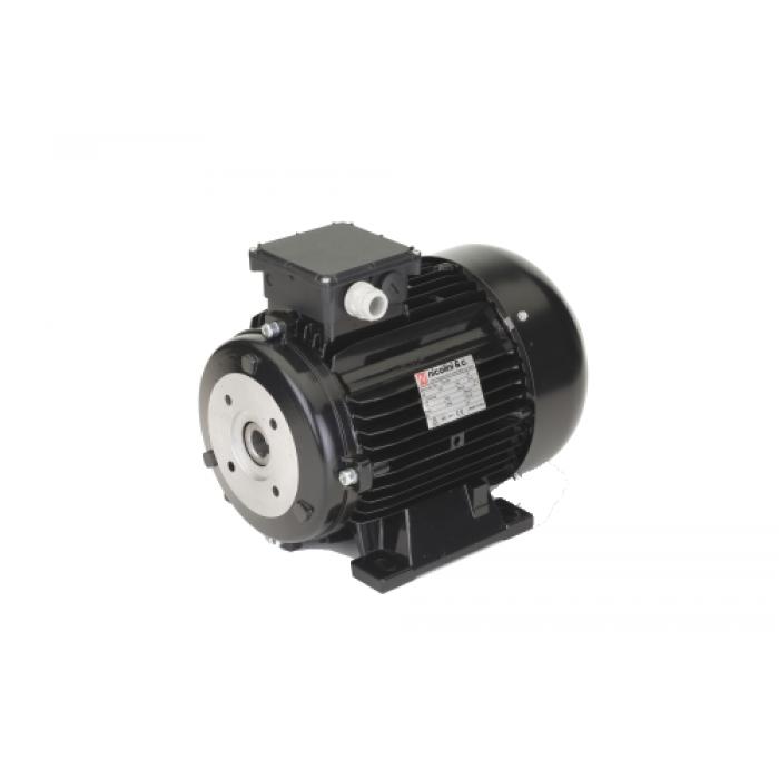 Электродвигатель Hawk Nicolini 6,3 кВт, 3 фазы (с муфтой) 1450 об/мин
